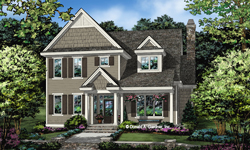 The Althea House Plan 1460